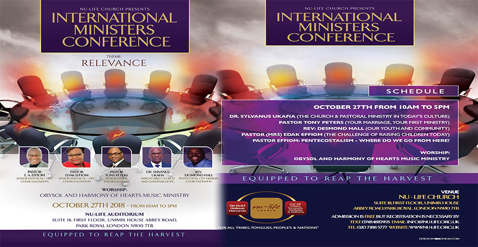International Ministers Conference 2018A