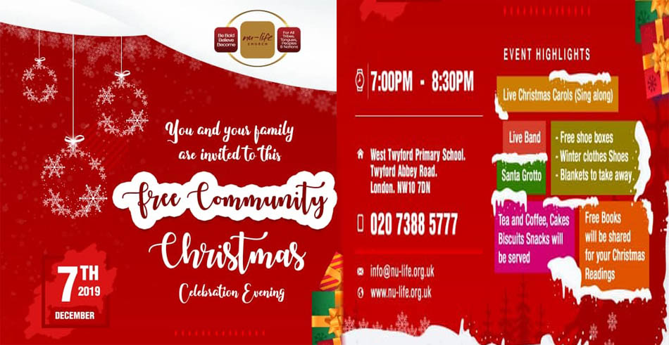 Christmas Community Outreach 2019b